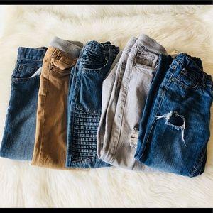 Other - Toddler Boys Pants Bundle 5